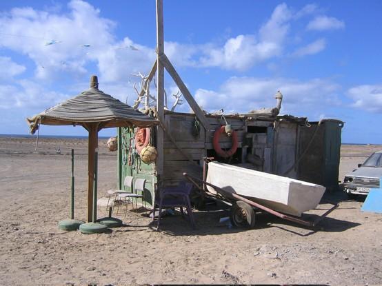 UN LUGAR: Random shack, Fuerteventura, Canary Islands 2