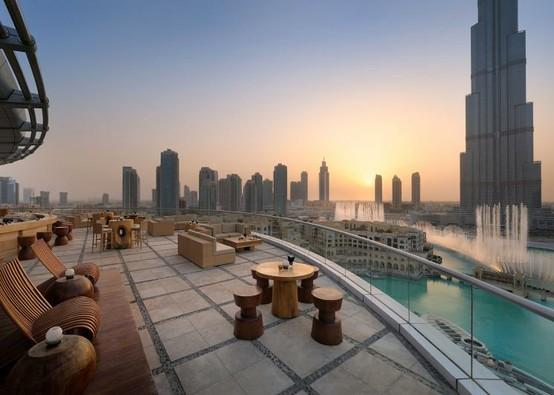 LAS MEJORES VISTAS: The Address Downtown Dubai 2