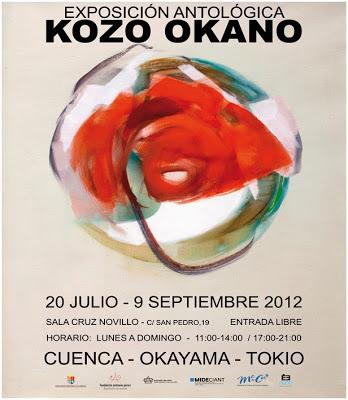 EXPOSICION KOZO OKANO EN CUENCA 2