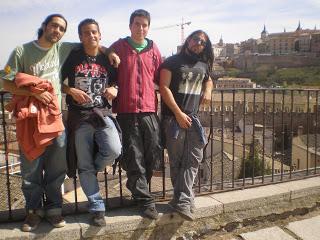 Concierto de A pelo y tú en Cuenca 2