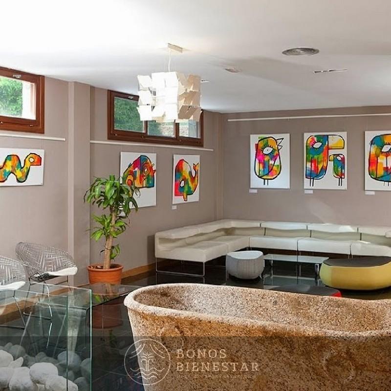 Rituales Naturales Agua Sulfurosa en Hotel Balneario Areatza 2