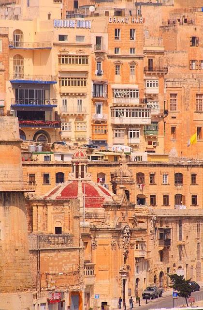 EUROPA - Malta, viaje a Europa 2