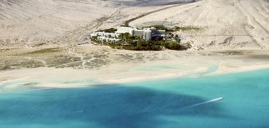 UN LUGAR: Hotel Melia Gorriones in Fuerteventura 2