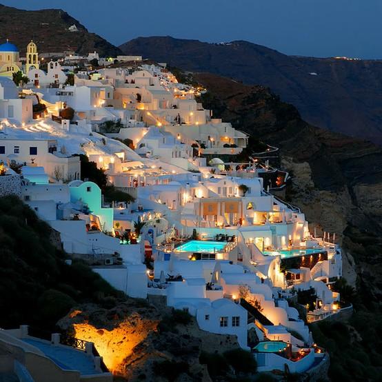 LA IMAGEN DEL DIA: Greek island architecture 2