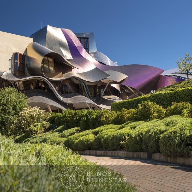 hotel marqués de riscal restaurante: Bono Alojamiento en Premium Gehry 2