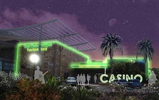 El Gran Casino Antigua Fuerteventura abrirá en marzo de 2012. 2