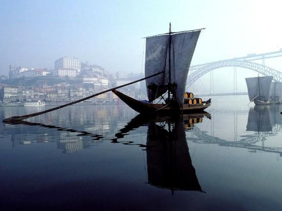 LA IMAGEN DEL DIA: Douro River, Porto, Portugal 2