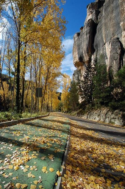 la imagen del dia: Cuenca, otoño by pepebarambio 2