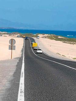 HOLIDAY IN FUERTEVENTURA - En carretera 2