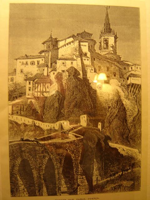LA FOTO DEL DIA: an old picture of Cuenca 2