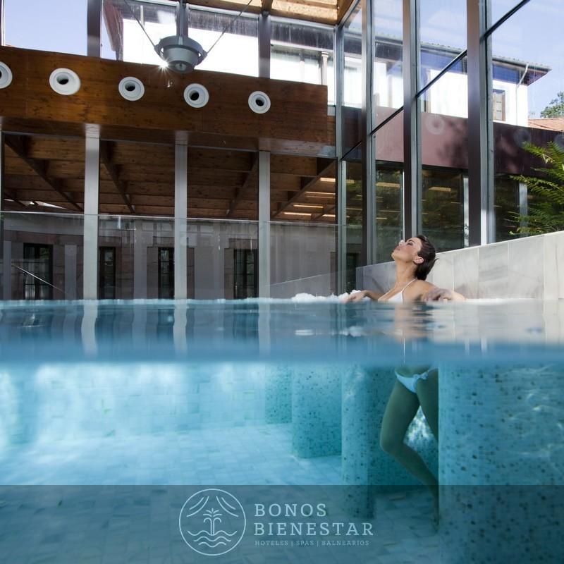 Experiencia Wellness en el Gran Hotel de Las Caldas Villa Termal 2