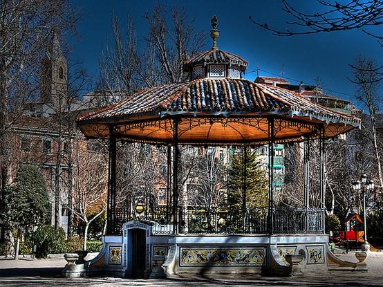 LA IMAGEN DEL DIA: Cuenca, Patrimonio de la Humanidad, Parque de San Julian by pepebarambio 2