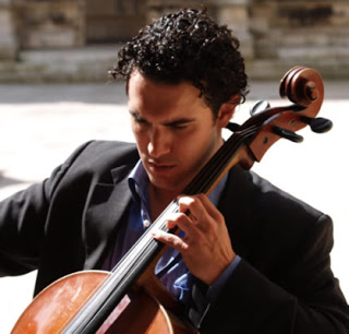 ADOLFO GUTIERREZ, violonchelo y GRAHAM JACKSON, pianoADOLFO GUTIERREZ ARENAS, Violoncello 2