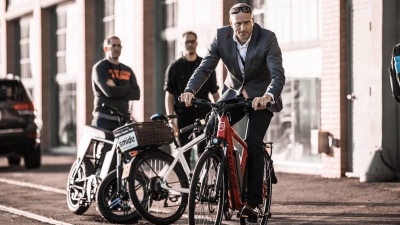 el futuro de la micromovilidad: Bicicletas eléctricas compartidas sin estaciones 2