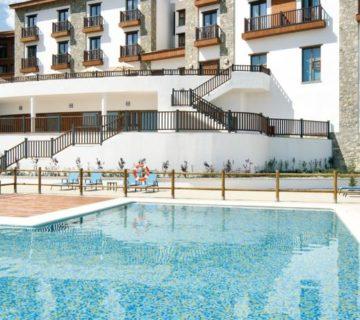 Disfruta de la estación de esquí de Formigal alojándote en el Hotel Real Jaca Badaguás 4