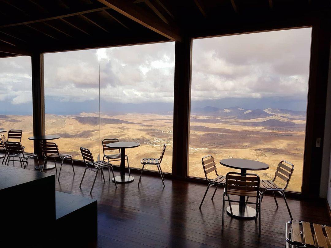 morro velosa: Vistas tranquilas del interior de Fuerteventura 3