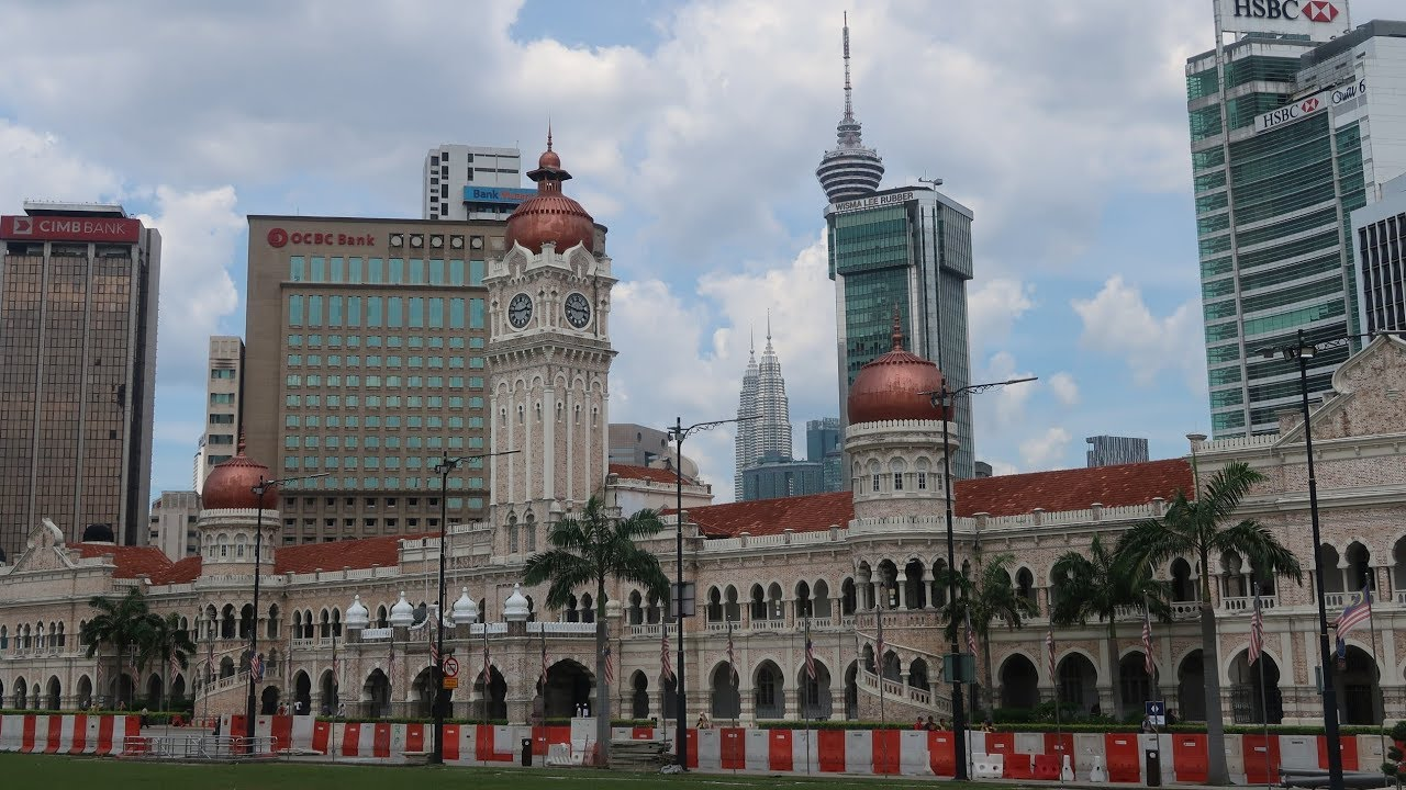 Kuala Lumpur, Malaysa 2019 2