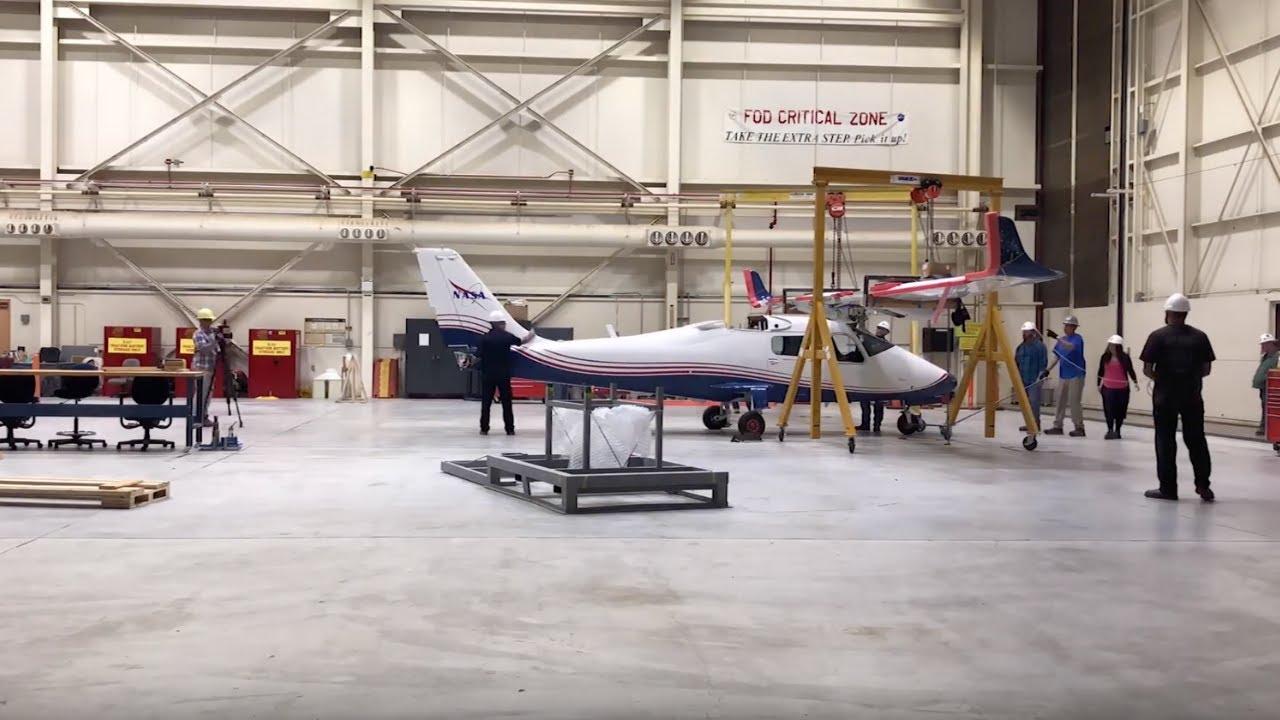 La NASA revela cómo viajaremos en el primer avión eléctrico del mundo 8