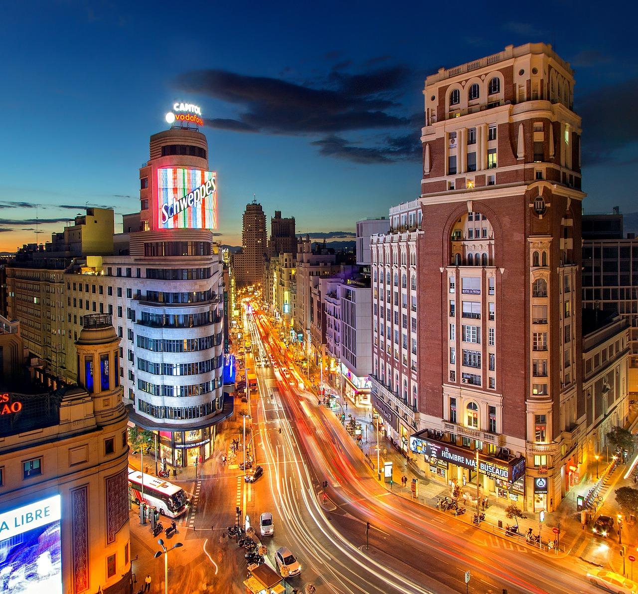 PLANES FINDE MADRID SEGÚN LAS GUÍAS DE VIAJE