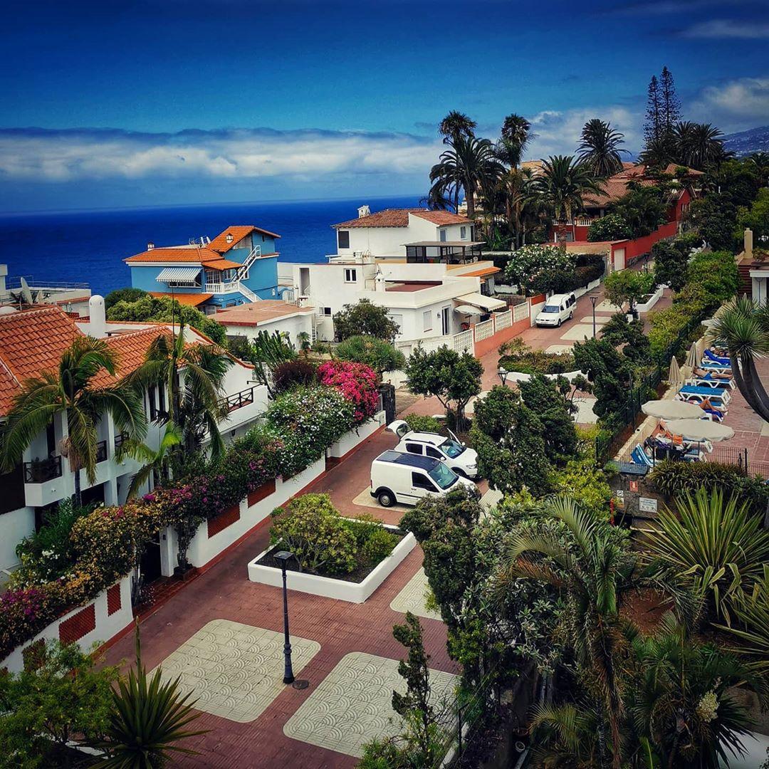 alquiler de casas para viajeros en Tenerife: Midstay