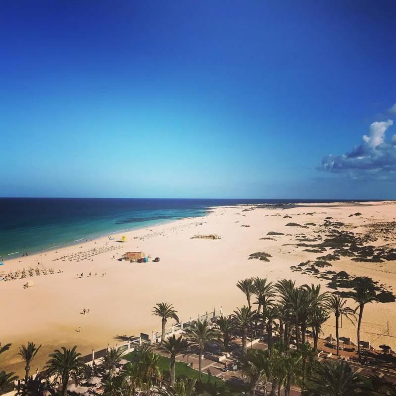 clubhotel riu oliva beach resort: en plena playa de las dunas de Corralejo - Fuerteventura - Un oasis 5