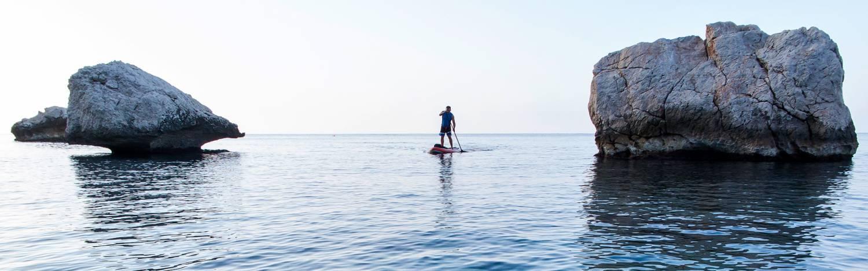 Sol, playa y actividad física en el Peñón de Ifach Calpe 4