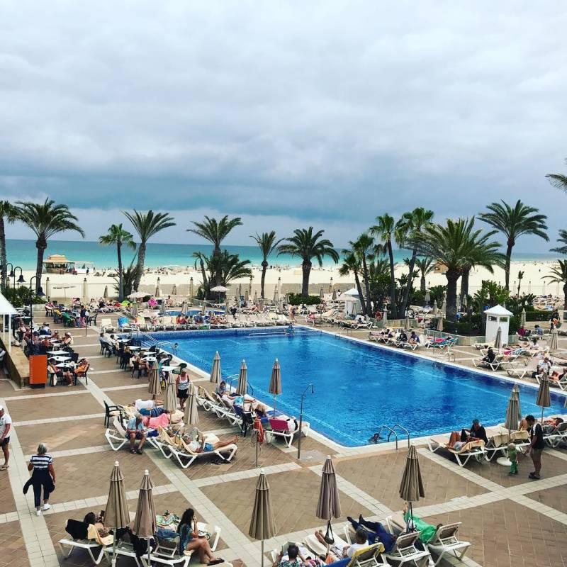clubhotel riu oliva beach resort: en plena playa de las dunas de Corralejo - Fuerteventura - Un oasis 4