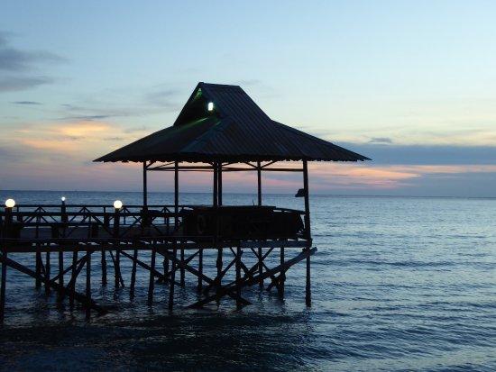 PULAU TIGA RESORT: Un sitio la mar de tranquilo 3