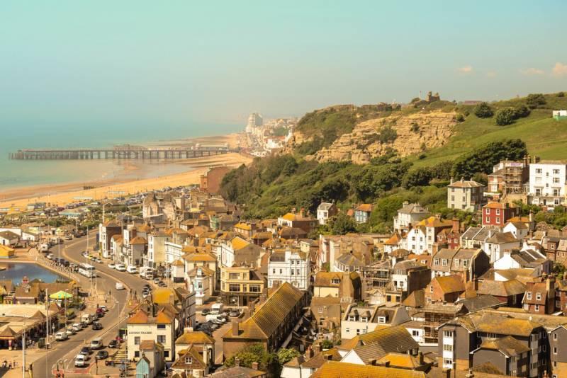 pueblos costeros: Hastings 1