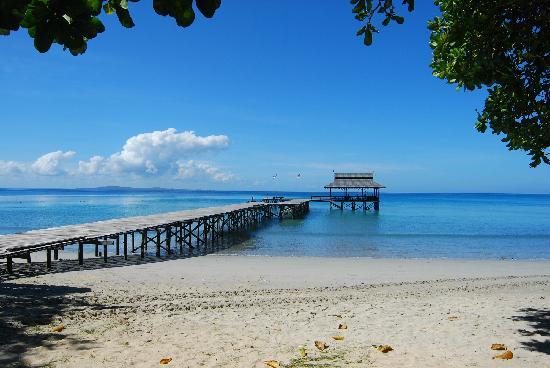 PULAU TIGA RESORT: Un sitio la mar de tranquilo 2