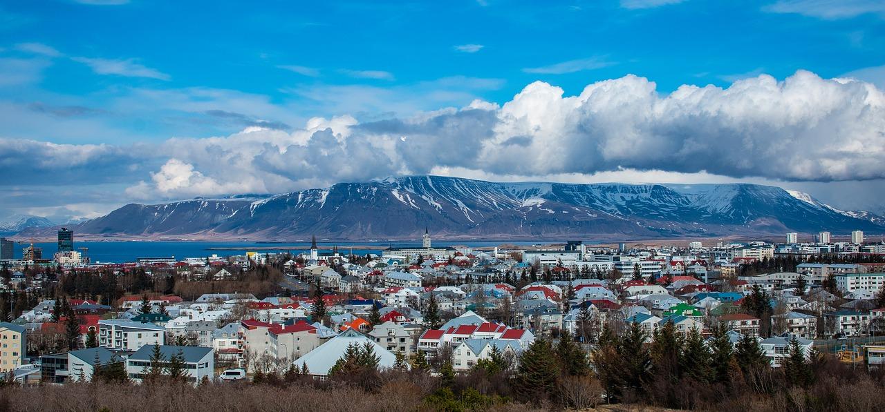 novelas de viajes y aventuras: Reikiavik 2