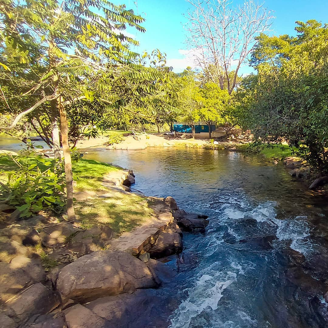¿Una lista de lugares para visitar en Goiás, Brasil? Cerca de Goiânia y Brasilia 2