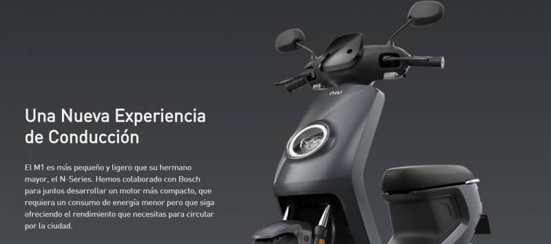 scooter niu - The World's - Smart Electric Scooter 5