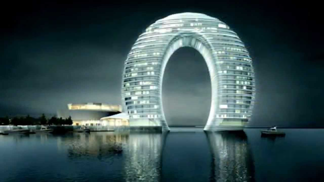 SHERATON HUZHOU HOT SPRING RESORT CHINA 2