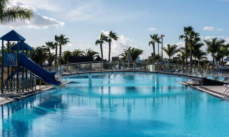THB TROPICAL ISLAND LANZAROTE: un complejo turístico de 102.000m2 situado en Playa Blanca 2
