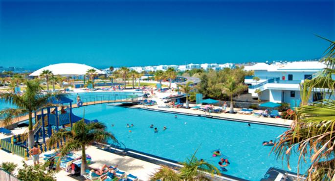THB TROPICAL ISLAND LANZAROTE: un complejo turístico de 102.000m2 situado en Playa Blanca 3