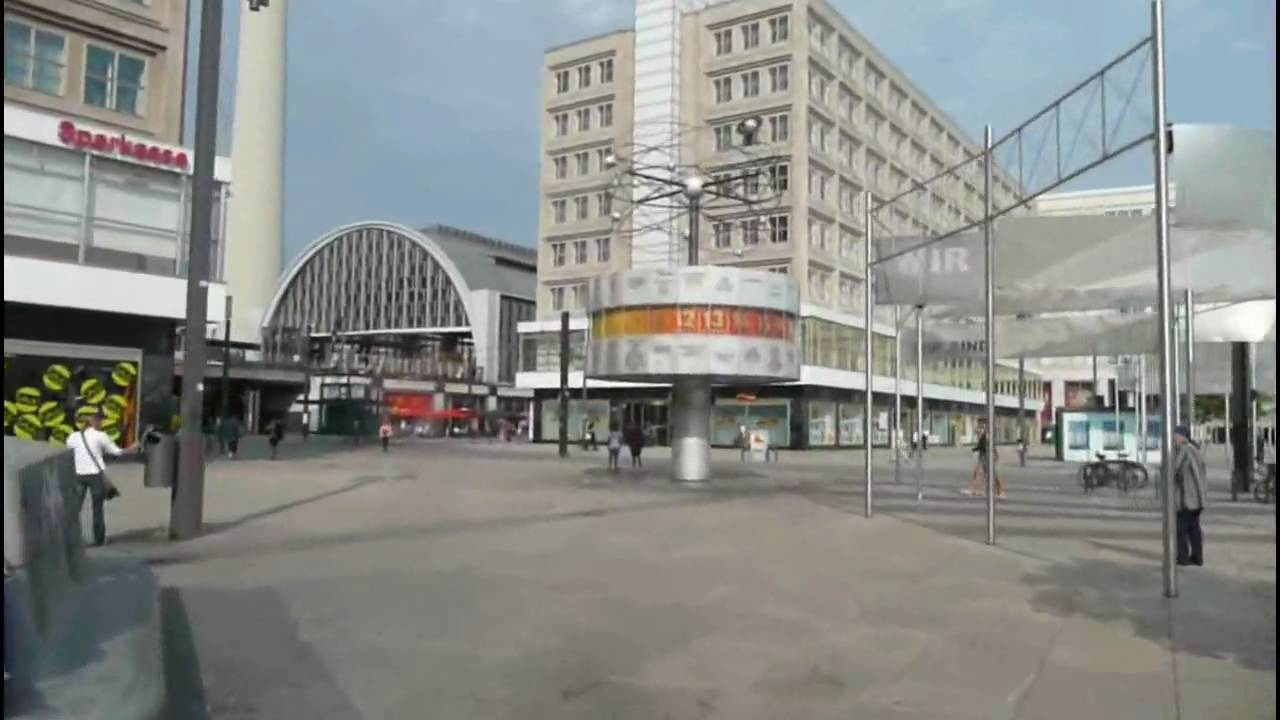 Un paseo por Alexanderplatz - Berlin Mitte 2