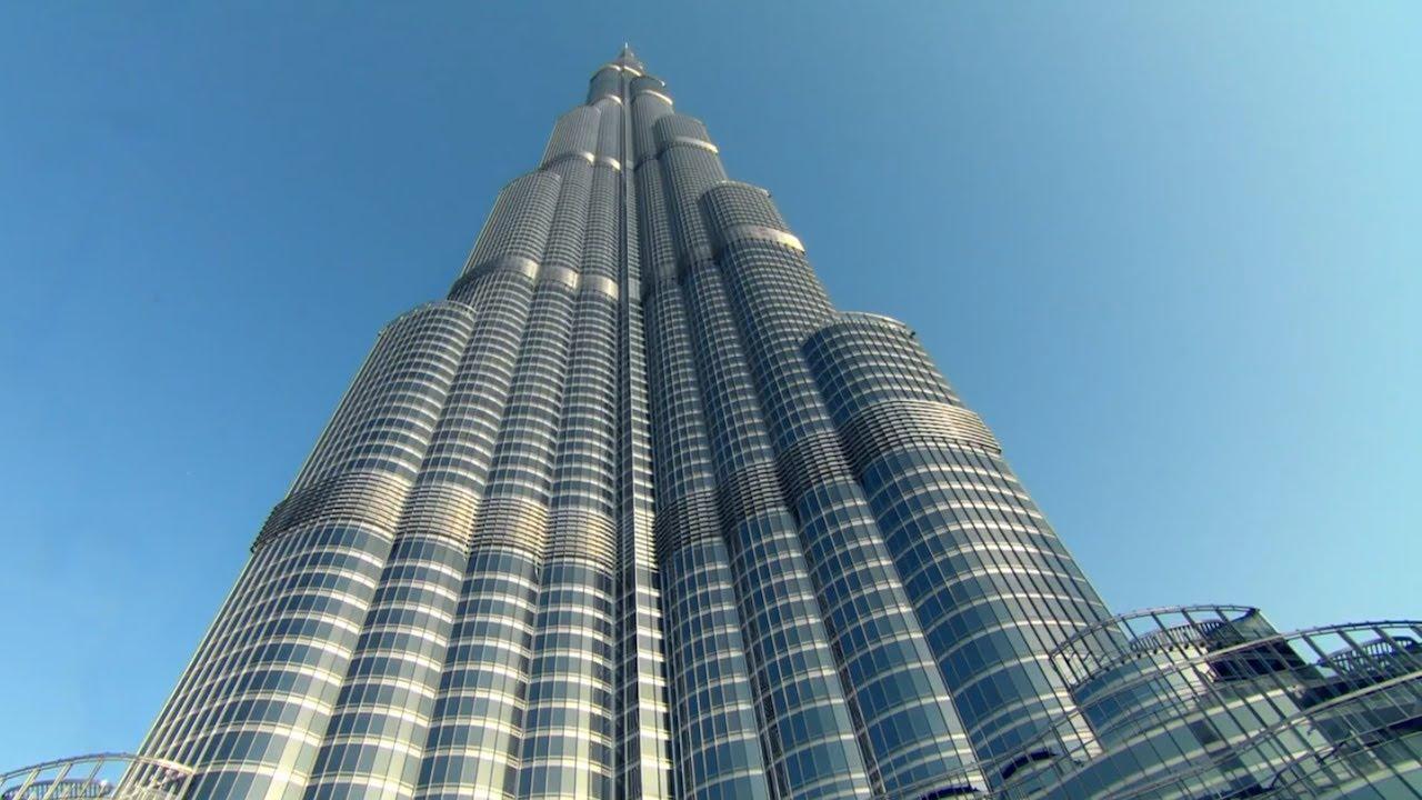 viajando a los edificios más altos del mundo: Burj Khalifa 46