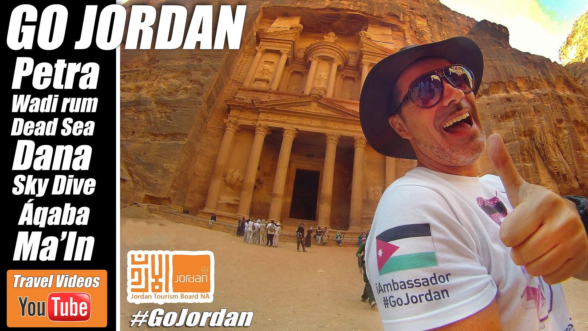 VIAJAR A AFRICA: PASAJES AEREOS A JORDANIA 2