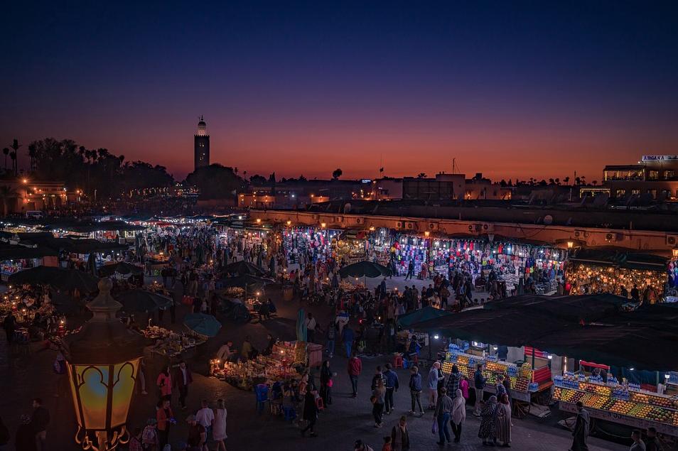 Consejos para disfrutar de unas vacaciones en Marrakech 2